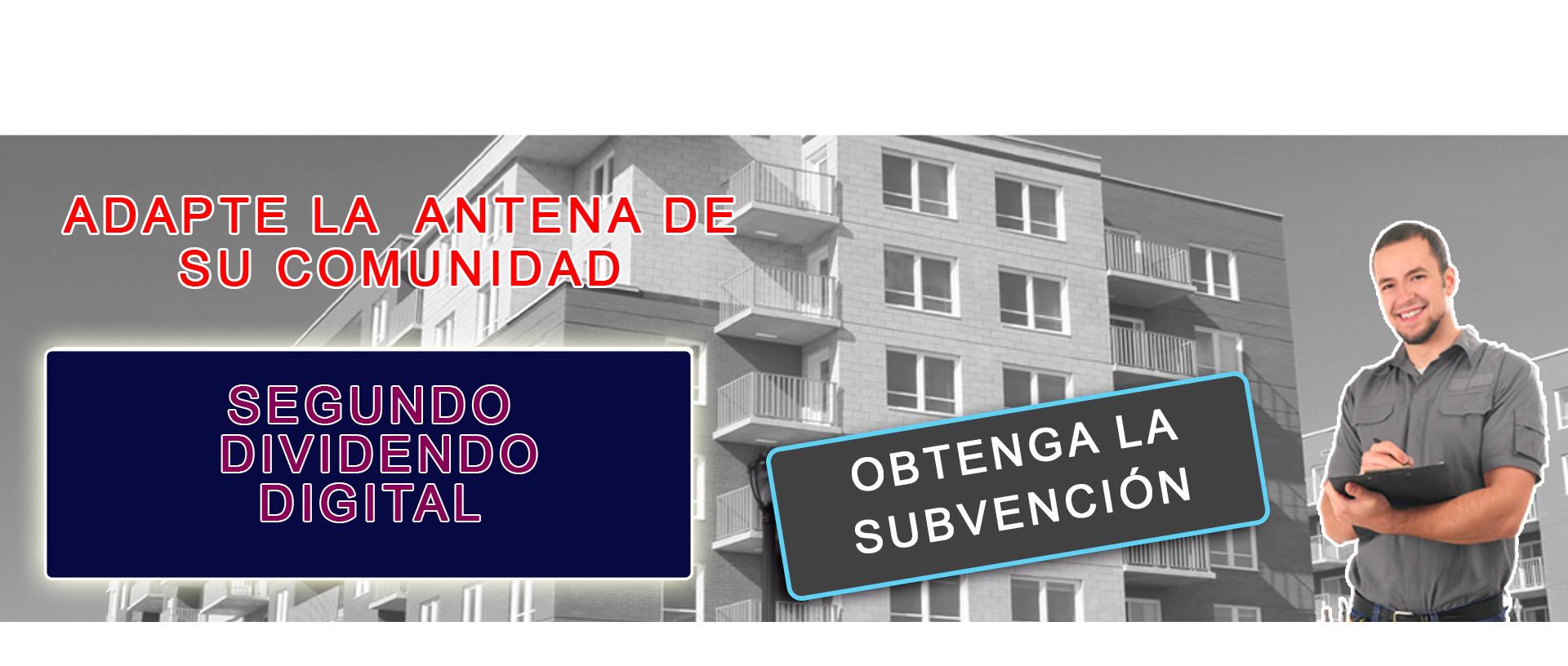 Antenistas Madrid